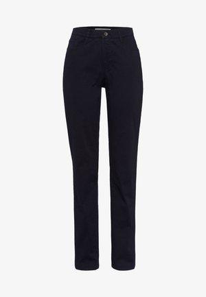 STYLE CAROLA - Jeans Straight Leg - perma blue