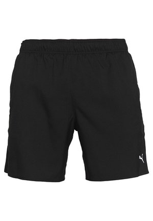 SWIM MEN MEDIUM - Szorty kąpielowe - black