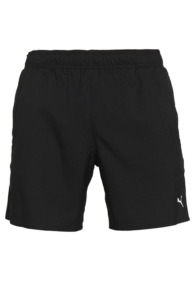 SWIM MEN MEDIUM - Shorts da mare - black