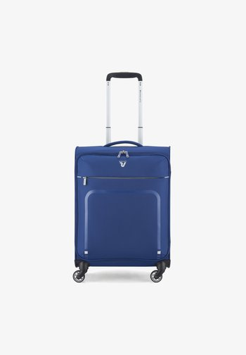 LITE PLUS 4-ROLLEN KABINENTROLLEY - Wheeled suitcase - blu notte