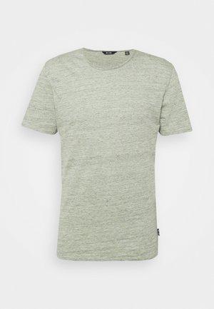 ONSALBERT LIFE NEW TEE - T-shirt - bas - celadon green