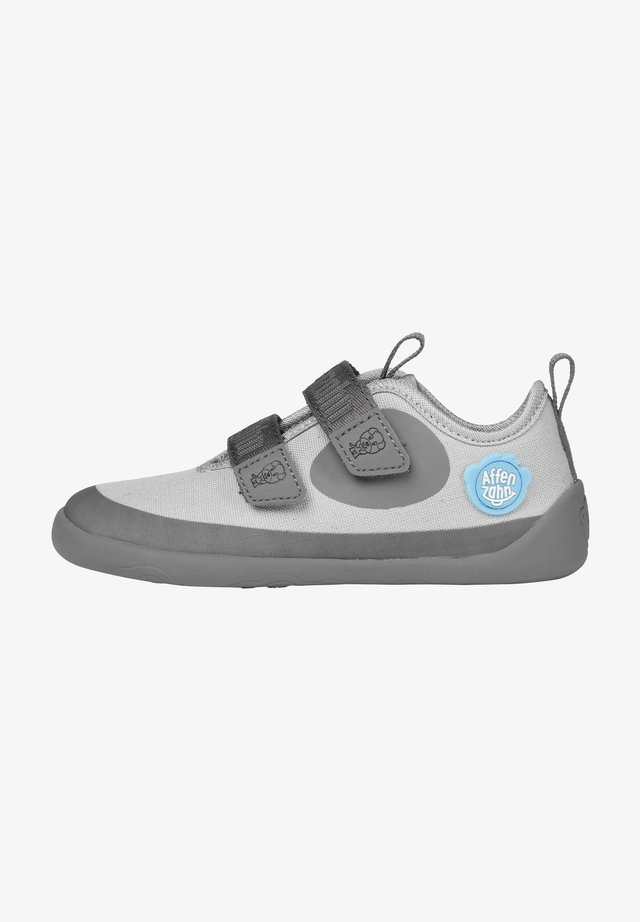 Touch-strap shoes - grau