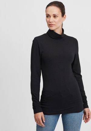 ROSA - Maglietta a manica lunga - black