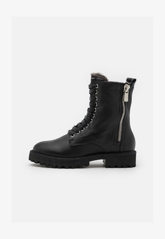 FLARE - Winter boots - black