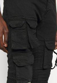 Brave Soul - Jeans Skinny Fit - black - 4