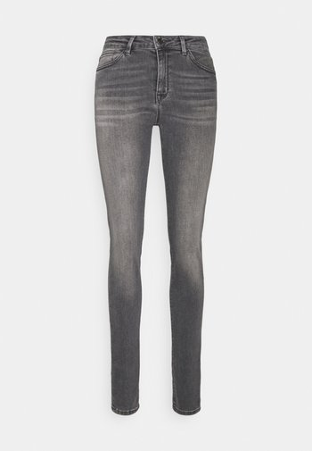 Jeansy Skinny Fit - grey medium wash