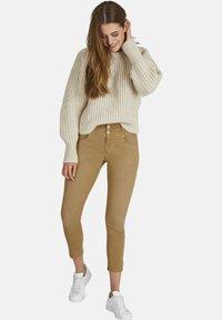 Angels - ORNELLA - Slim fit jeans - braun - 1
