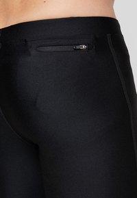 Nike Performance - RUN MOBILITY FLASH - Collants - black - 7
