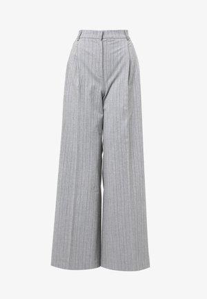 KRUZA - Pantaloni - grau