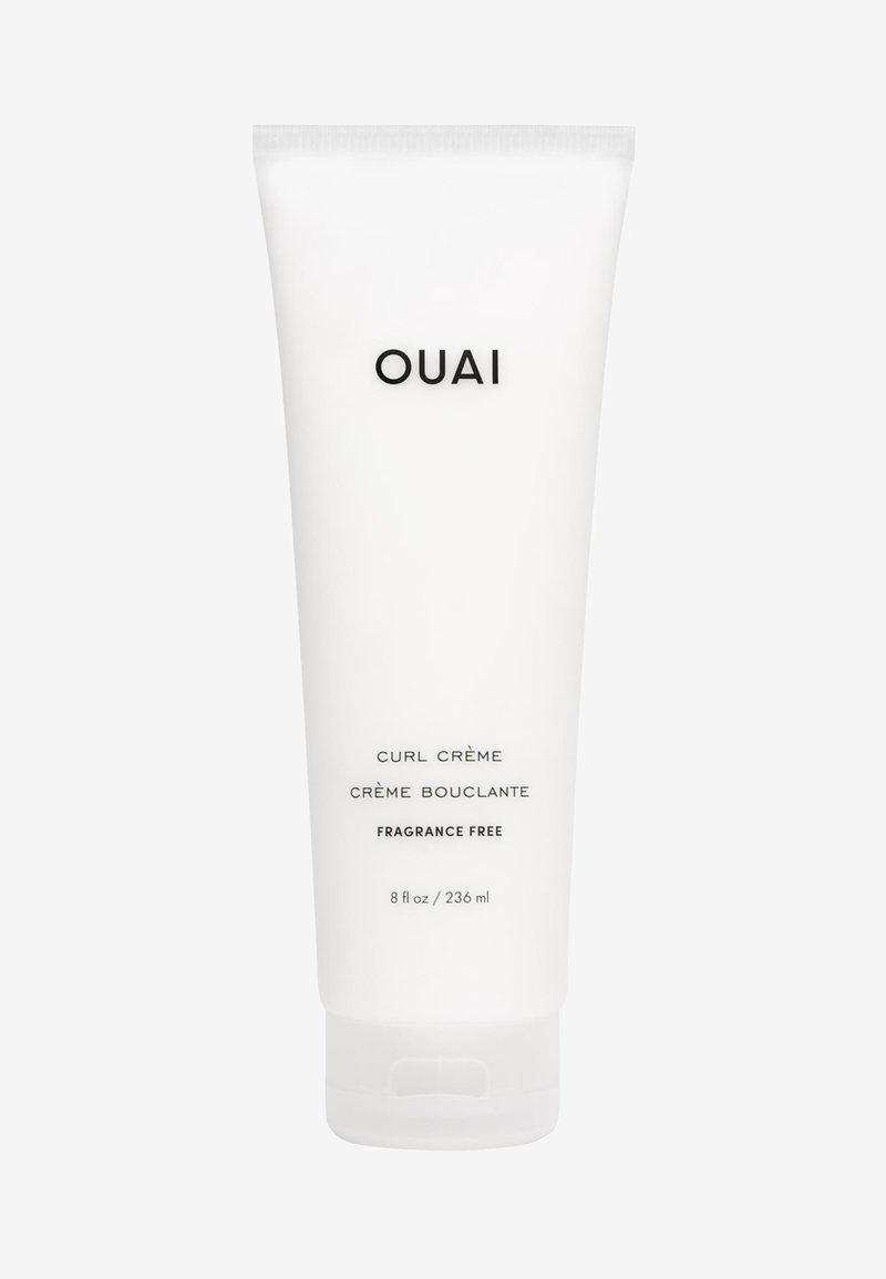 Ouai - CURL CRÈME- FRAGRANCE FREE - Hair treatment - -