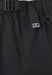 Obey Clothing - WARFIELD TREK - Shorts - black - 2