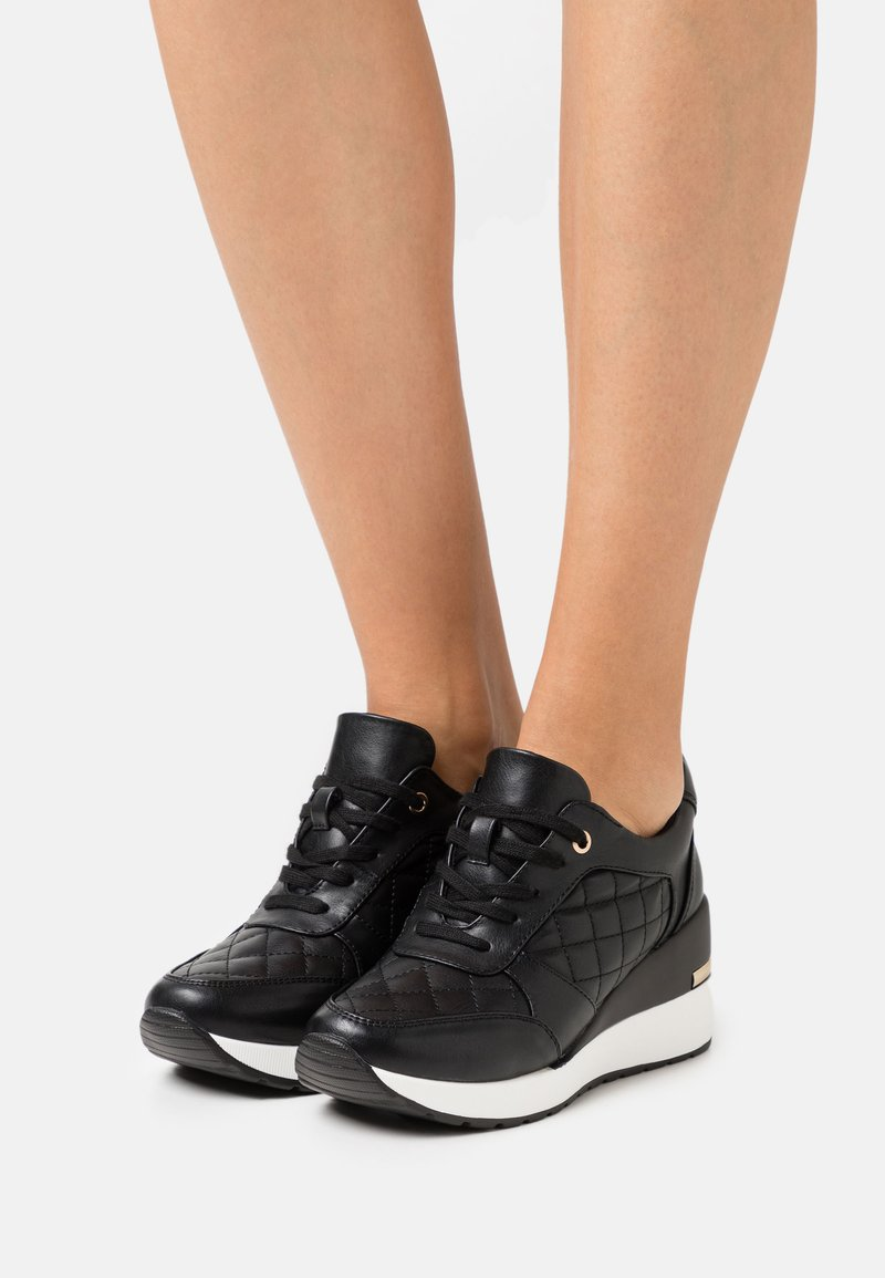 New Look - MARGOT - Sneakers laag - black