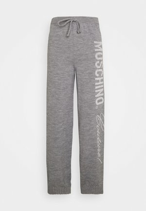 TROUSERS - Tracksuit bottoms - grey