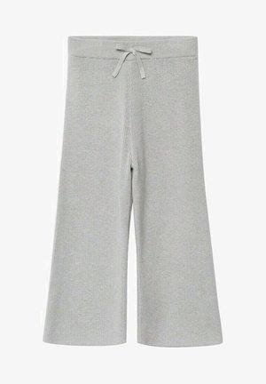 MARTINA - Teplákové kalhoty - mediumgrijs
