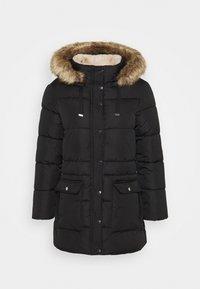 Vero Moda Curve - VMSKYLAR JACKET - Winter coat - black - 4