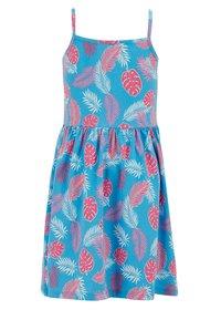 DeFacto - SUMMER - Jersey dress - blue - 1