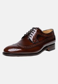 SHOEPASSION - NO. 5519 - Smart lace-ups - brown - 2