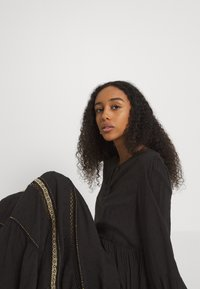 Superdry - AMEERA DRESS - Maxi dress - black - 4