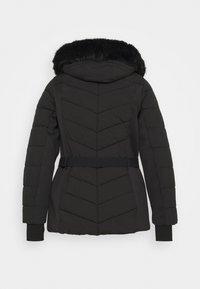MICHAEL Michael Kors - SHORT BELTED - Winter jacket - black - 1