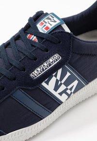 Napapijri - Sneakers basse - blue marine - 5