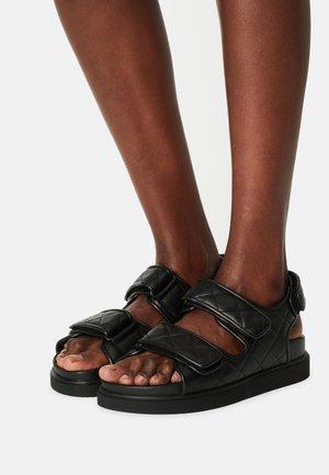 LUCIANA - Sandals - black