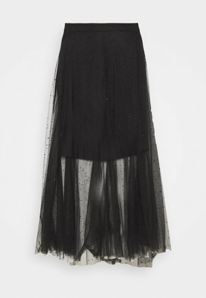 ELVIE TULLE SKIRT - A-line skirt - black