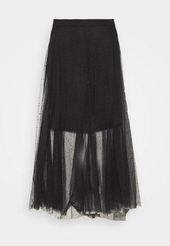 ELVIE TULLE SKIRT - A-line skirt - black