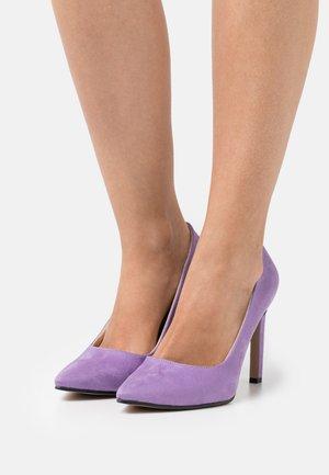 Classic heels - lila