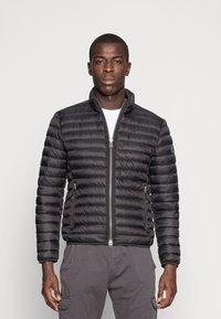 Marc O'Polo - JACKET - Light jacket - black - 0