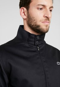 Lacoste - Lehká bunda - black - 6