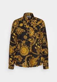 Versace Jeans Couture - SHIRT - Overhemdblouse - black/gold - 5