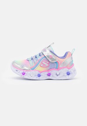 HEART LIGHTS - Trainers - silver/multicolor