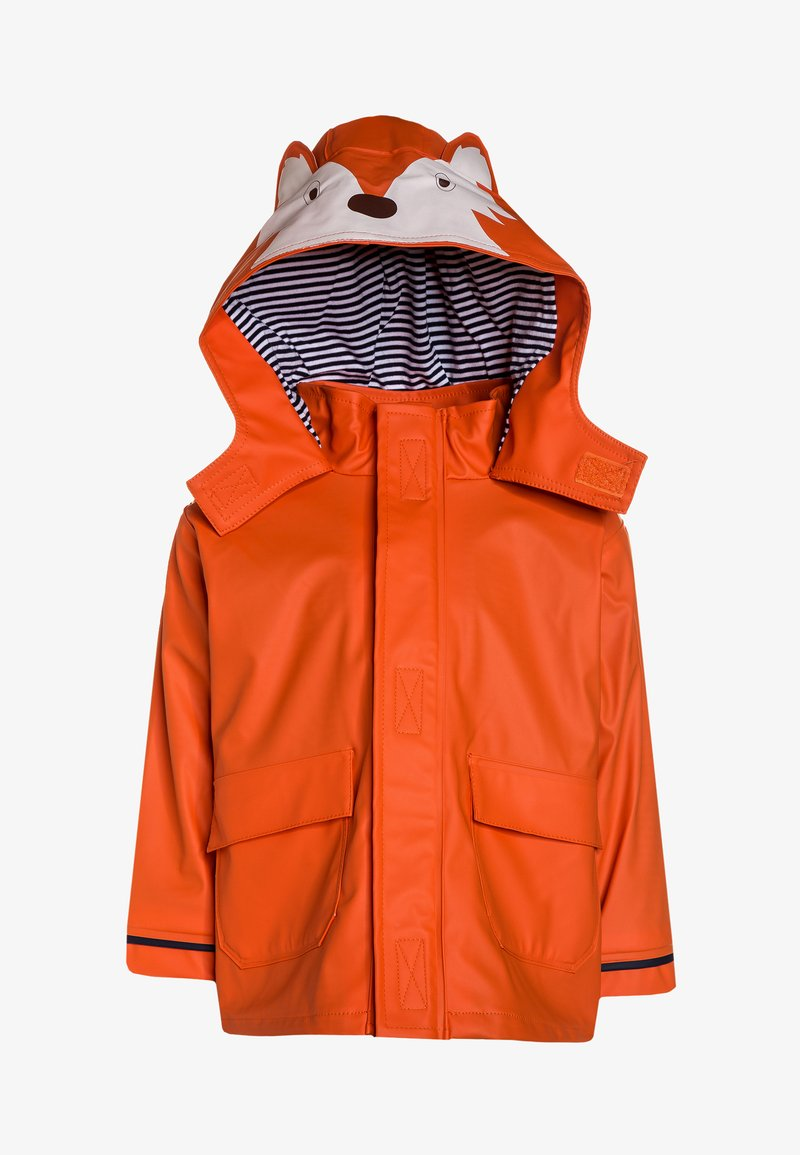JoJo Maman Bébé - FOX  - Waterproof jacket - rust