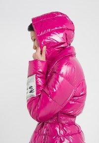 Pinko - WAITING GLOSSY - Chaqueta de invierno - purple - 4