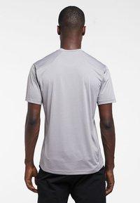 Haglöfs - RIDGE TEE - Print T-shirt - concrete - 1