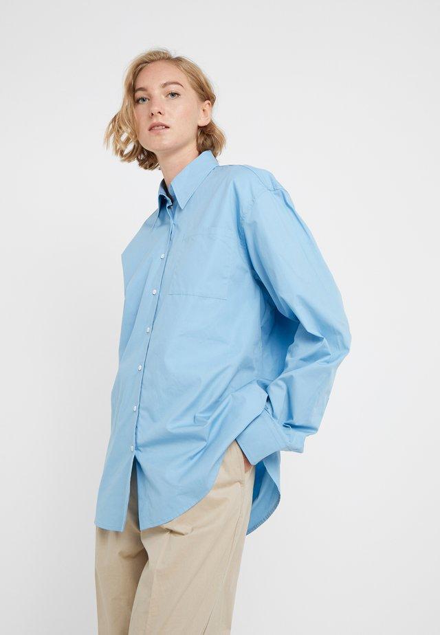 BLAZE  - Camisa - ocean blue