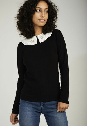 CASTA ML - Jumper - noir/ecru