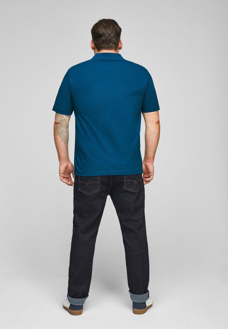 s.Oliver Poloshirt - petrol lRpP6S