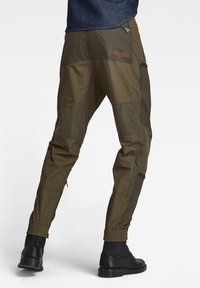 G-Star - PM CB RELAXED CUFFED TRAINER - Trousers - combat - 1