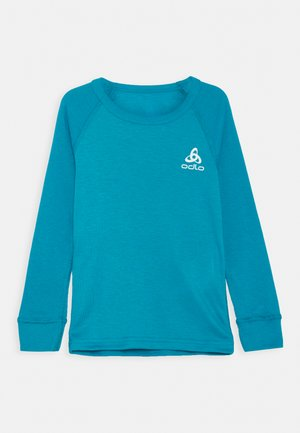 CREW NECK ACTIVE WARM ECO KID UNISEX - Hemd - tumultuous sea