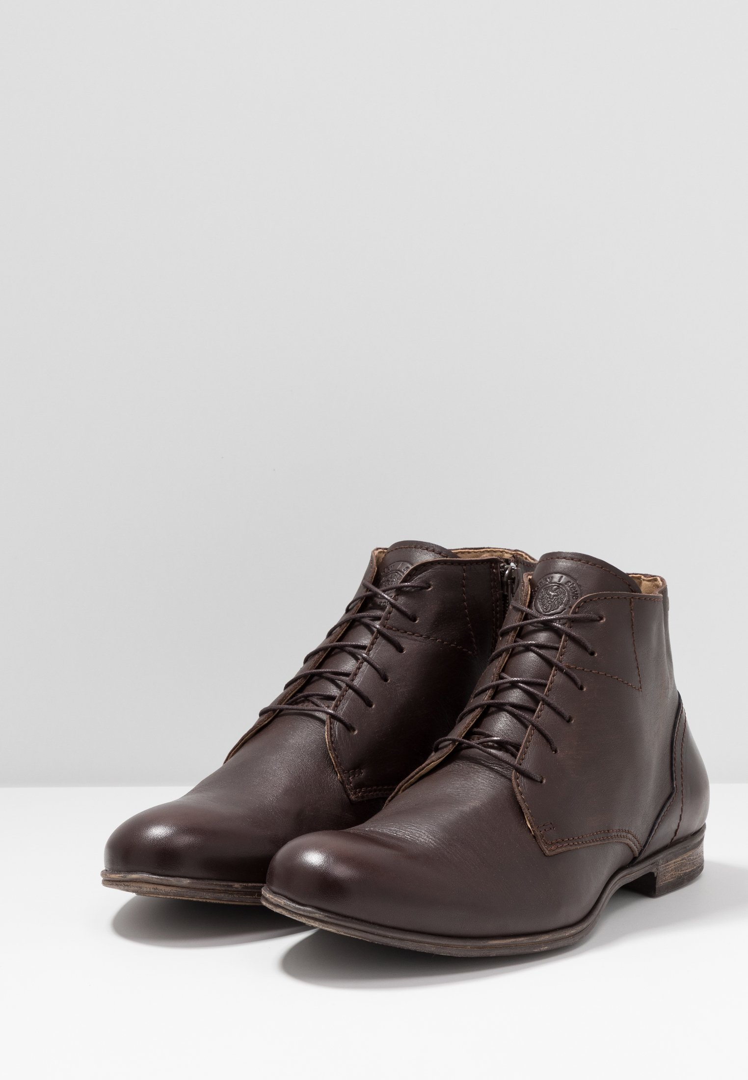 Cheap Cheapest Sneaky Steve DIRTY MID - Lace-up ankle boots - brown | men's shoes 2020 xwjGe