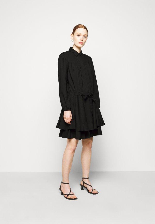 BROOKE FANCY DRESS - Blousejurk - black