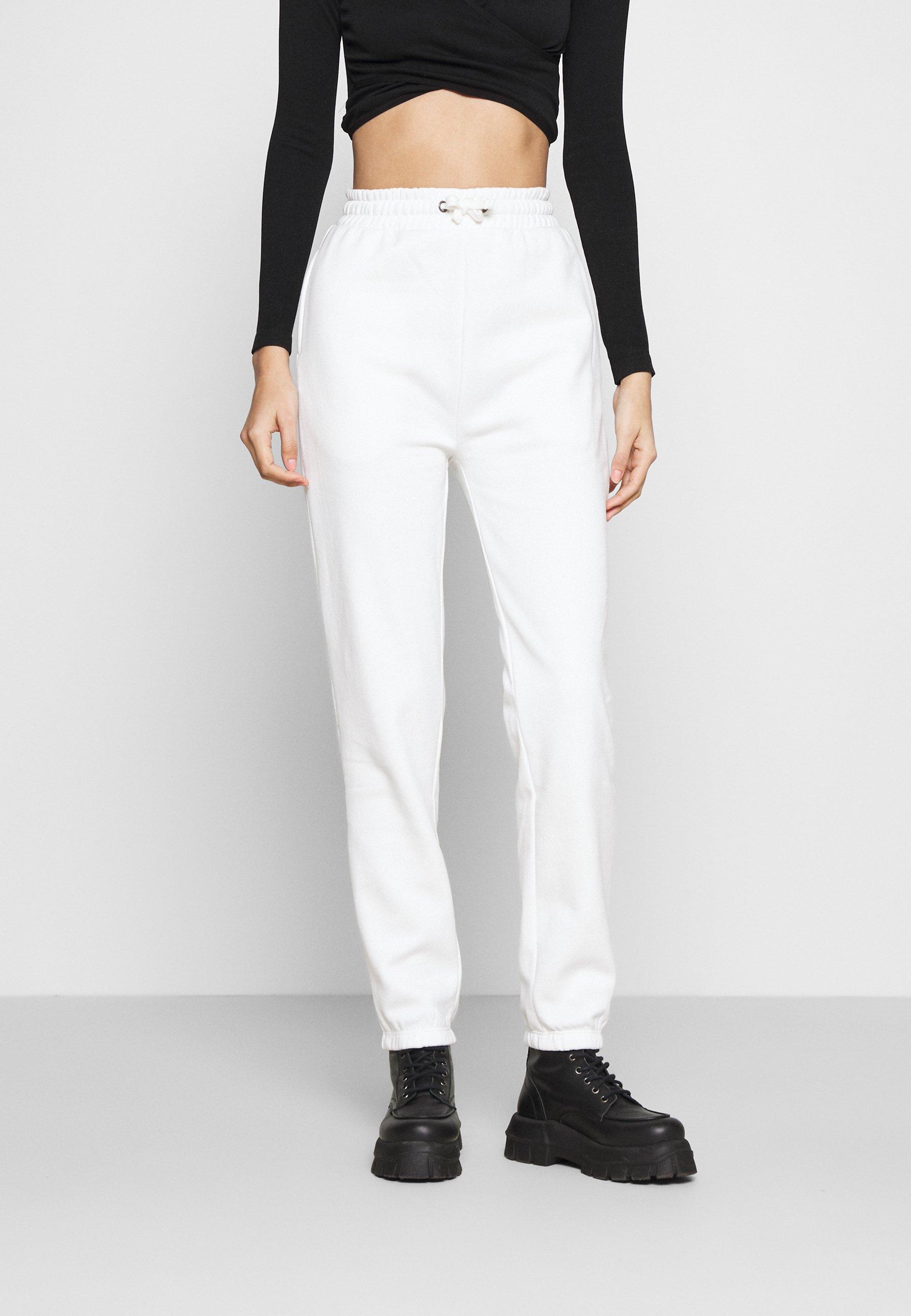 Femme High Waist Loose Fit Joggers - Pantalon de survêtement