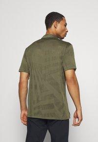 Nike Golf - DRY VAPOR - Funkční triko - medium olive - 2