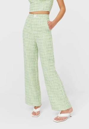 Trousers - mint