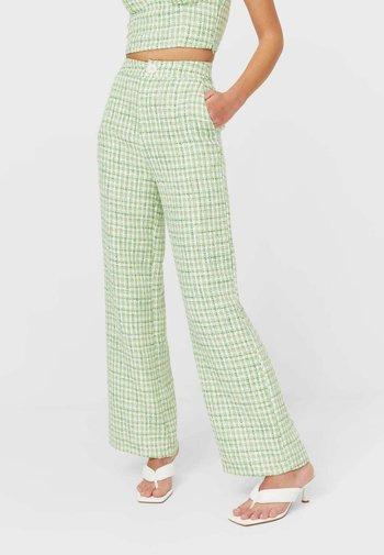 Trousers - mint