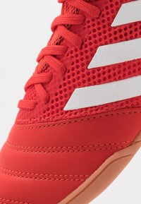 adidas Performance - COPA 20.3 IN SALA - Indoor football boots - active red/footwear white/core black - 2