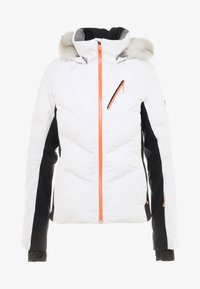 Roxy - SNOWSTORM - Giacca da snowboard - bright white - 7