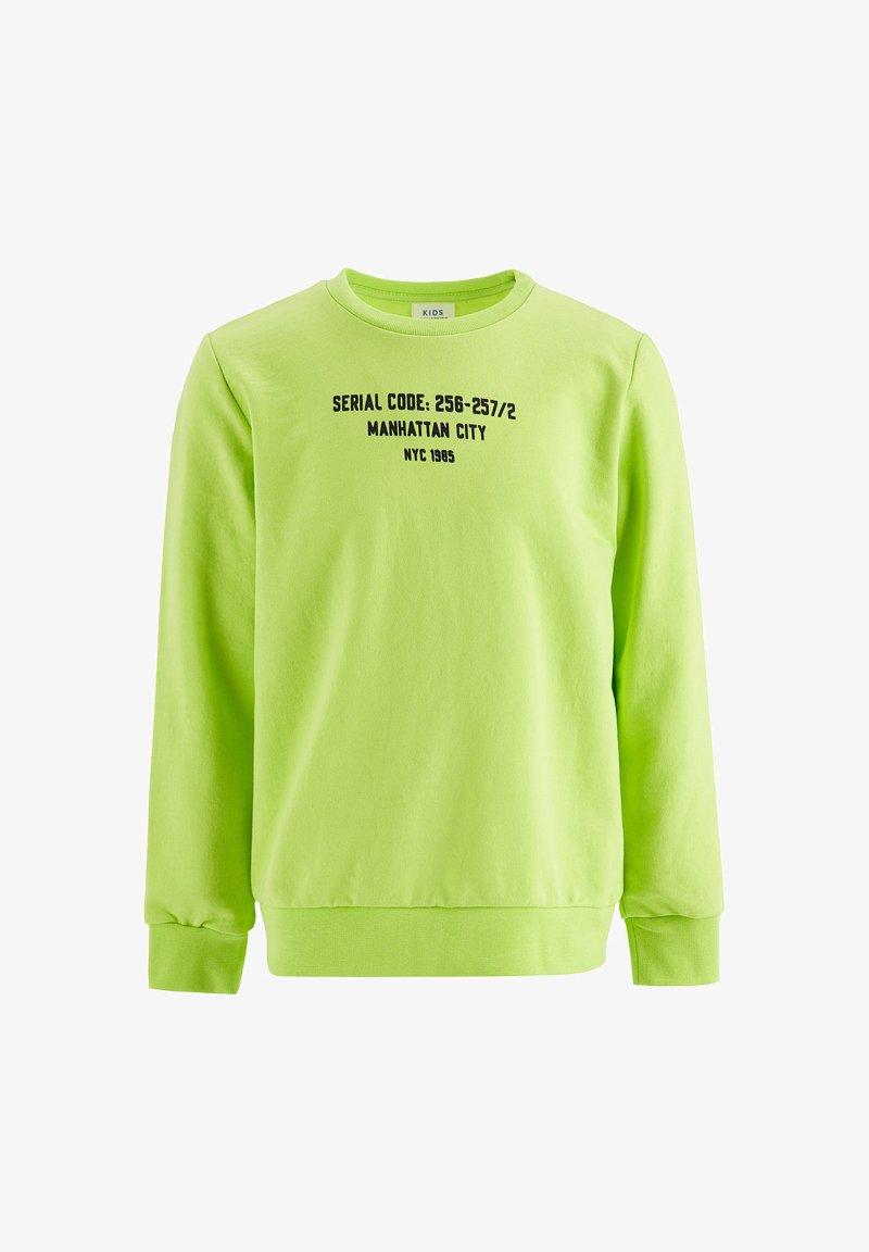 DeFacto - Sweater - green