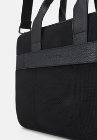 Lacoste - SOFT MATE - Briefcase - black - 3